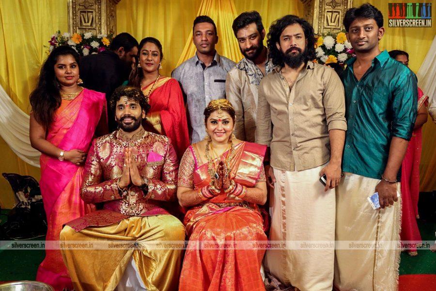 Namitha Ties The Knot With Producer Veerandra Chowdhary