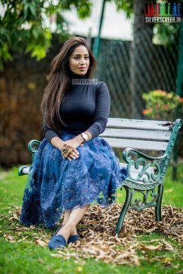Nivetha Pethuraj at Oru Naal Koothu Press Meet