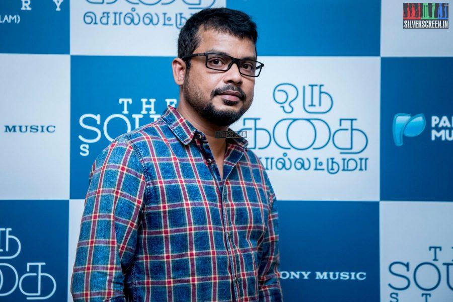 Oru Kadhai Sollattumaa Audio Launch