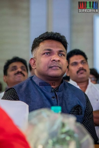 Rahul Raj at Oru Kadhai Sollattumaa Audio Launch