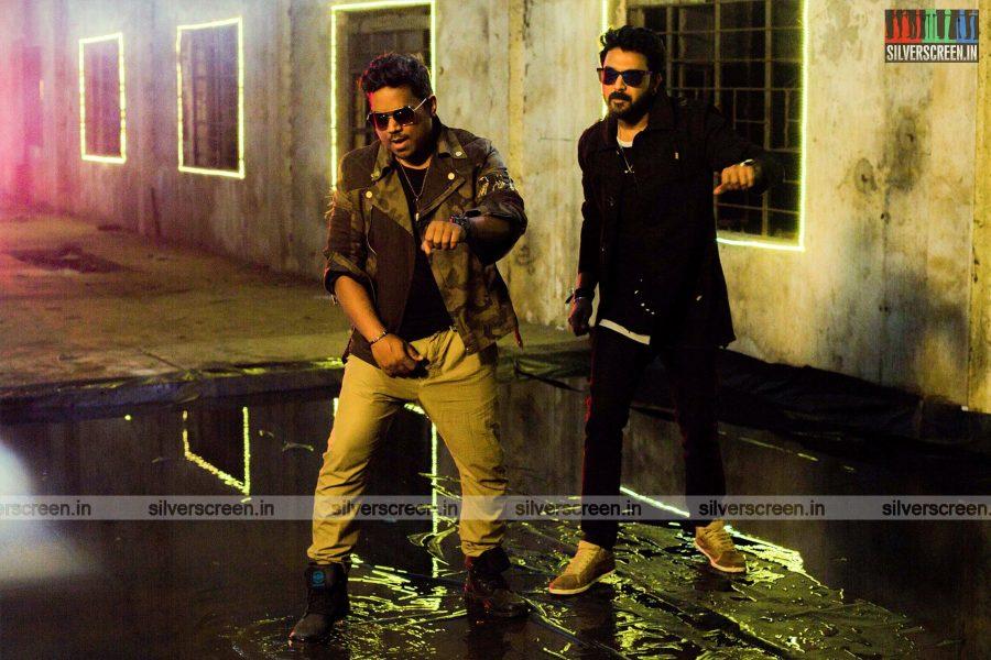 #PeiPasi Movie Stills Featuring Yuvan Shankar Raja
