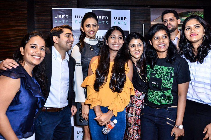 Rakul Preet Singh at an Event Launch