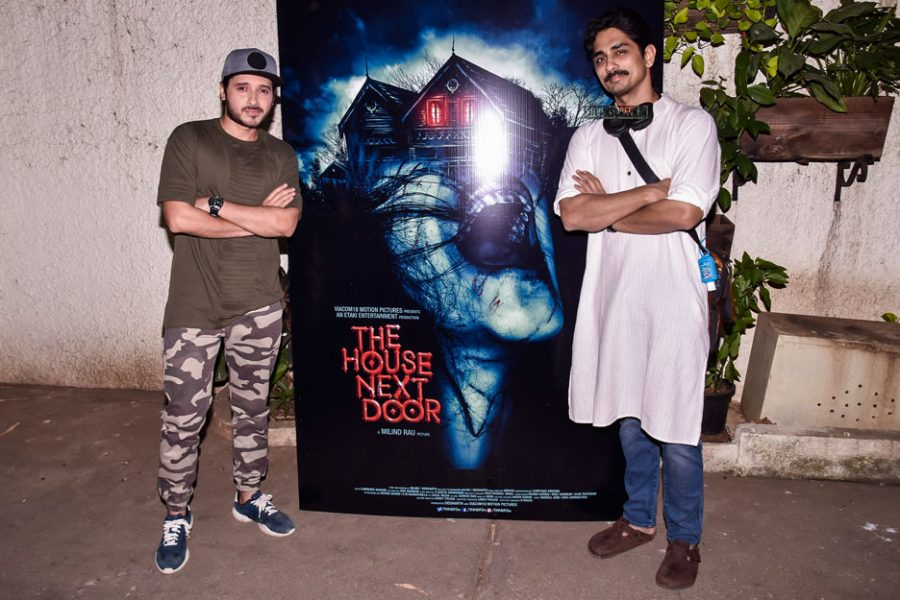 Screening Of Aval's Hindi Version The House Next Door