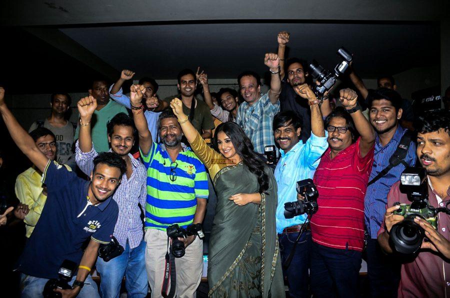 Screening Of Vidya Balan's Tumhari Sulu