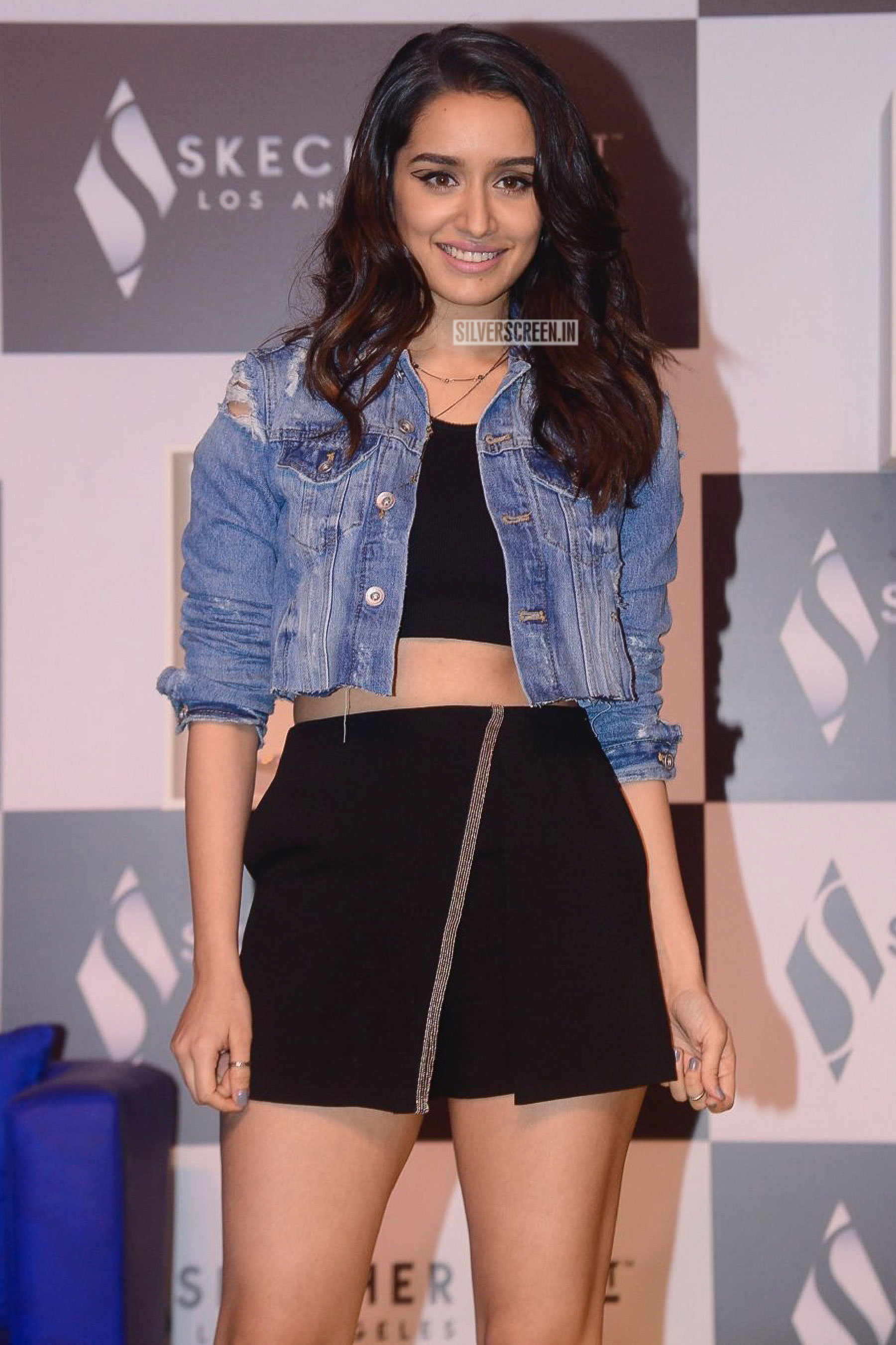 shraddha kapoor unveils new shoes collection silverscreen in