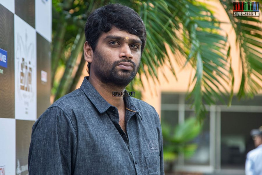H Vinoth at Theeran Adhigaaram Ondru Press Meet