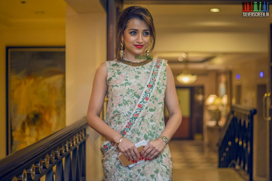 Trisha Krishnan At Unicef Event In Chennai