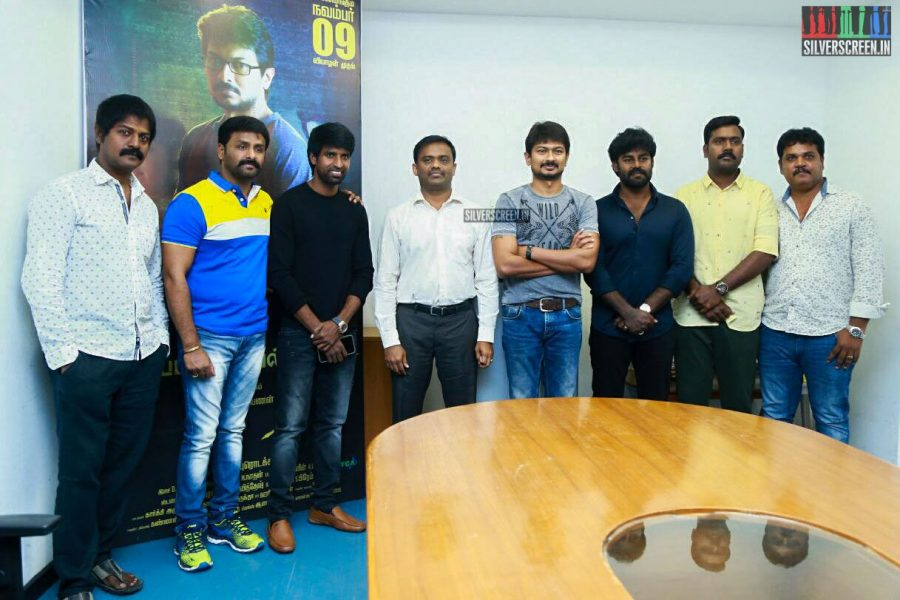 Ippadai Vellum Press Meet
