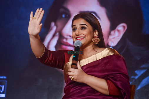 Vidya Balan At An Awards Function