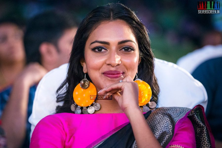 Amala Paul Files Complaint of Sexual Harassment