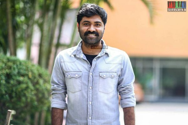 Arun Prabhu Purushothaman at the Aruvi Press Meet