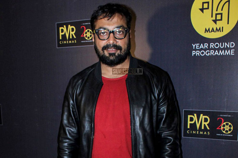 Anurag Kashyap At The Premiere Of  Ridley Scott's All The Money In The World