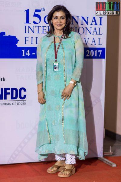 Lissy At The 15th Chennai International Film Festival Opening Ceremony