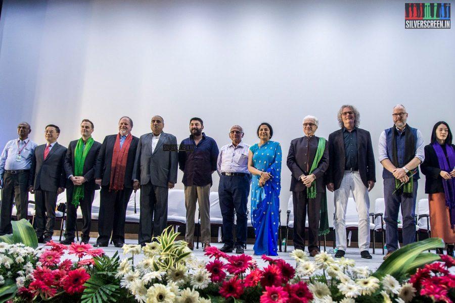 Aravind Swami At The 15th Chennai International Film Festival Opening Ceremony