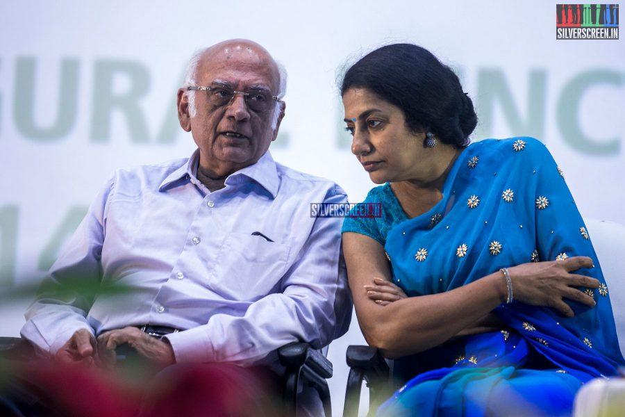 Suhasini Mani Ratnam At The 15th Chennai International Film Festival Opening Ceremony
