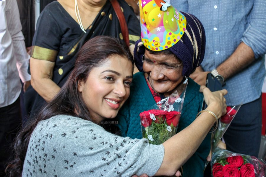 Bhumika Chawla At The Spread a Smile 2017 Campaign