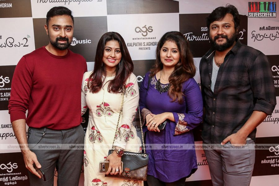 Thiruttuppayale 2 Movie Premiere Photos
