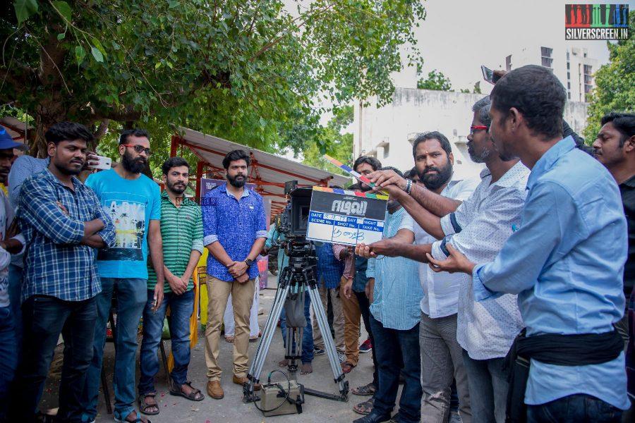 Eedili Movie Launch Photos