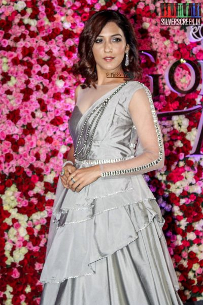 The Red Carpet Of Lux Golden Rose Awards 2017