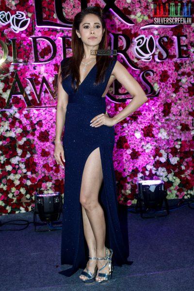 Nushrat Bharucha at the Lux Golden Rose Awards 2017