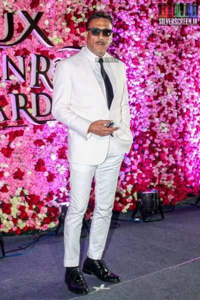 Jackie Shroff at the Lux Golden Rose Awards 2017