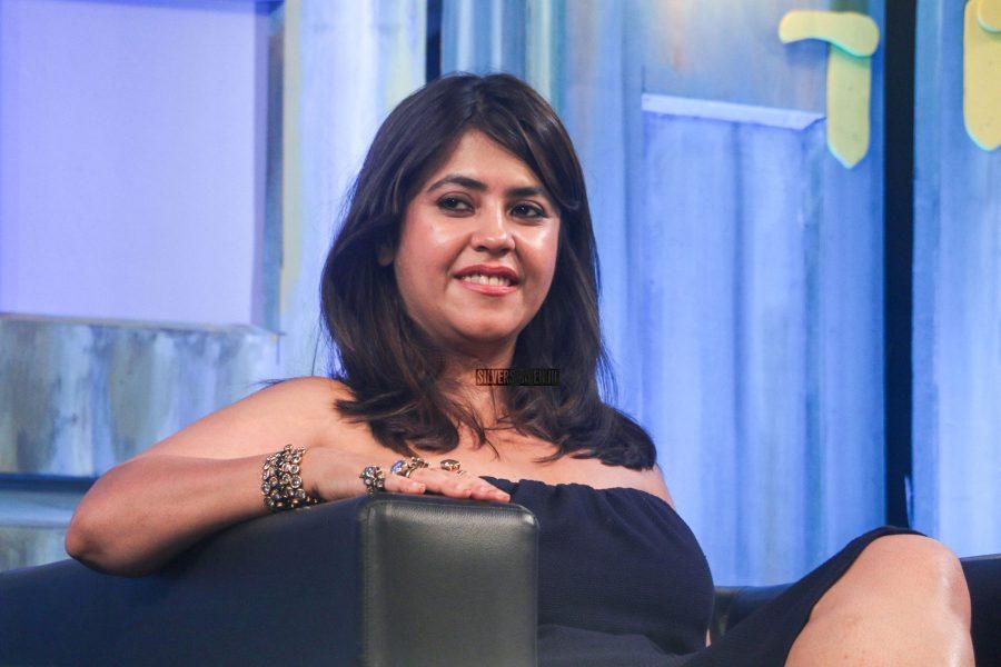 NDTV's 'We The People' With Ekta Kapoor & Smriti Z Irani