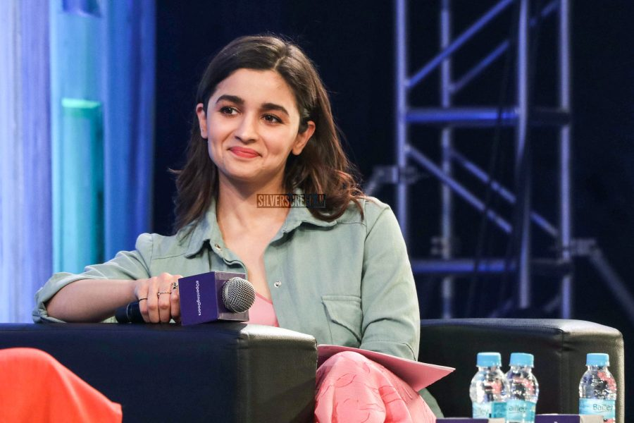 Alia Bhatt On NDTV's 'We The People' With Ekta Kapoor & Smriti Z Irani