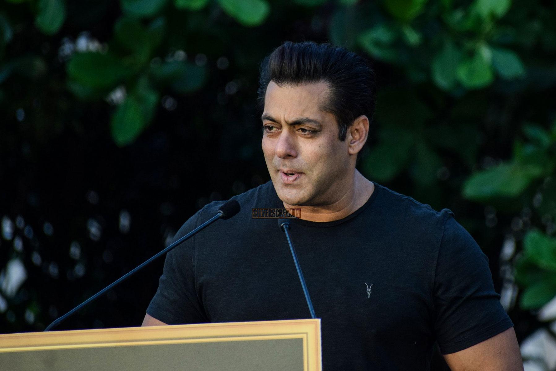 Salman Khan At Bina Kak's Book Launch