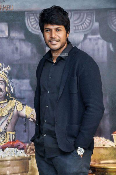 Sundeep Kishan At The Vivaha Bhojanambu Restaurant Launch
