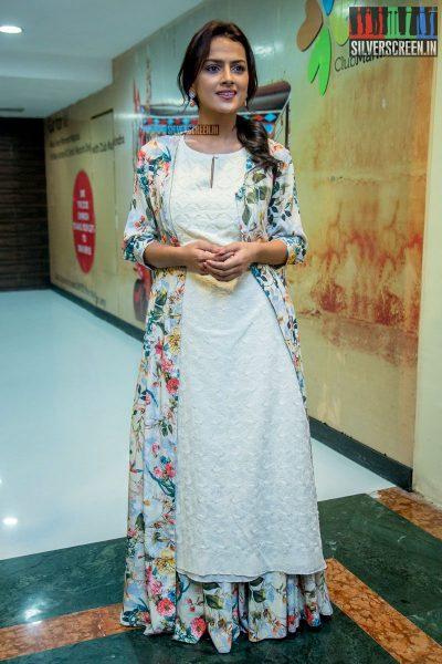 Shraddha Srinath At The Richie Movie Premiere