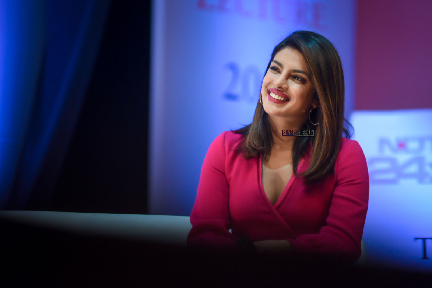 Priyanka Chopra At The Penguin Annual Lecture 2017