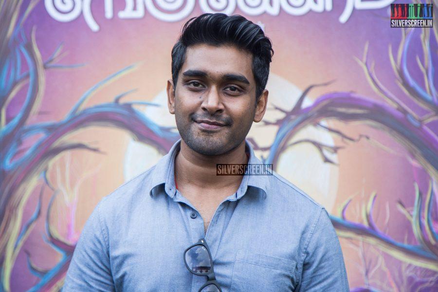 Sangu Chakkaram Press Meet  Photos
