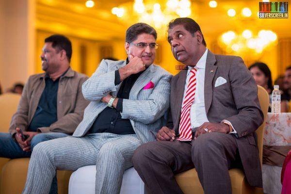 Vijay Amritaraj At The Brew Person Of The Year Awards 2017