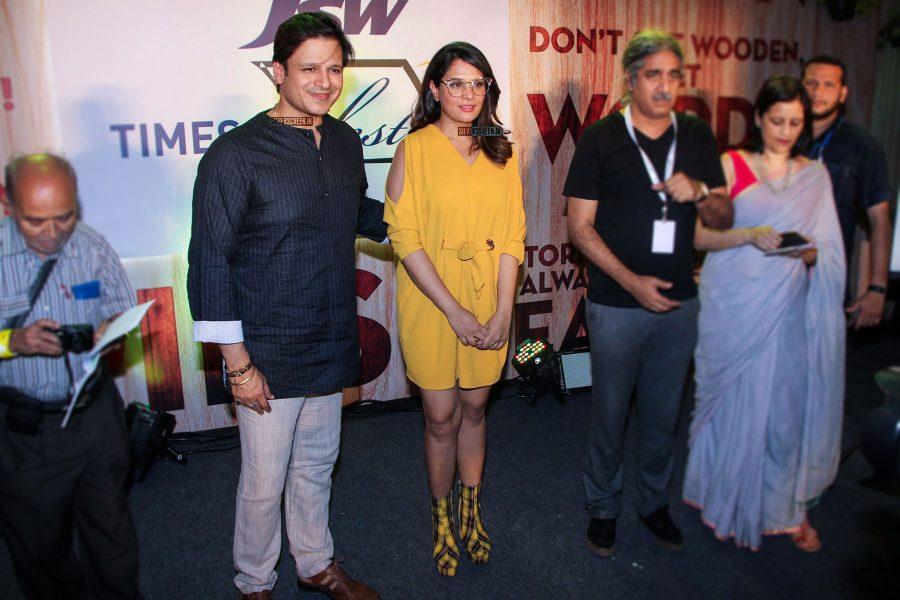 Richa Chadda At Times Litfest In Mumbai