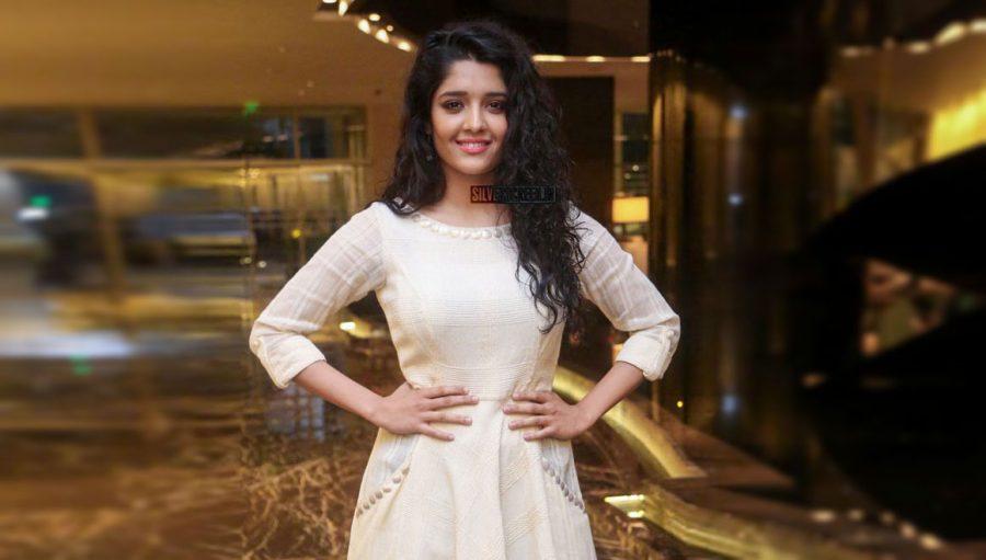 Ritika Singh At My South Diva 2018 Calendar Launch