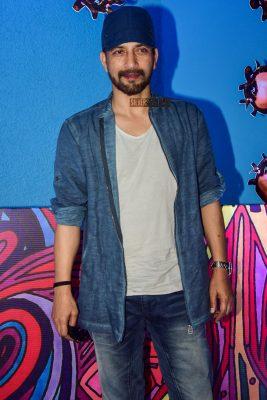 Deepak Dobriyal  At The Trailer Launch Of Kaalakaandi