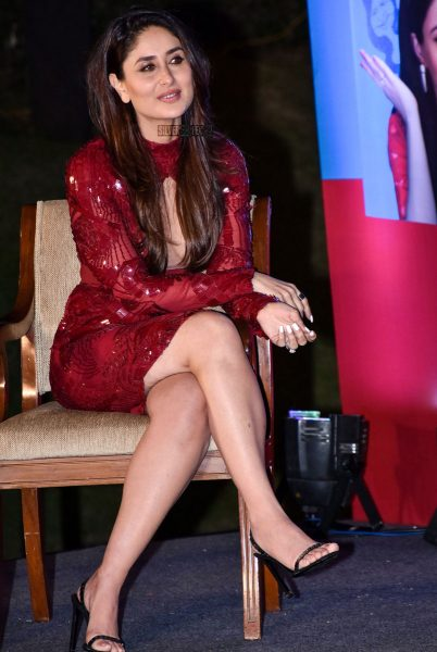 Kareena Kapoor At Soha Ali Khan's Book Launch In Mumbai