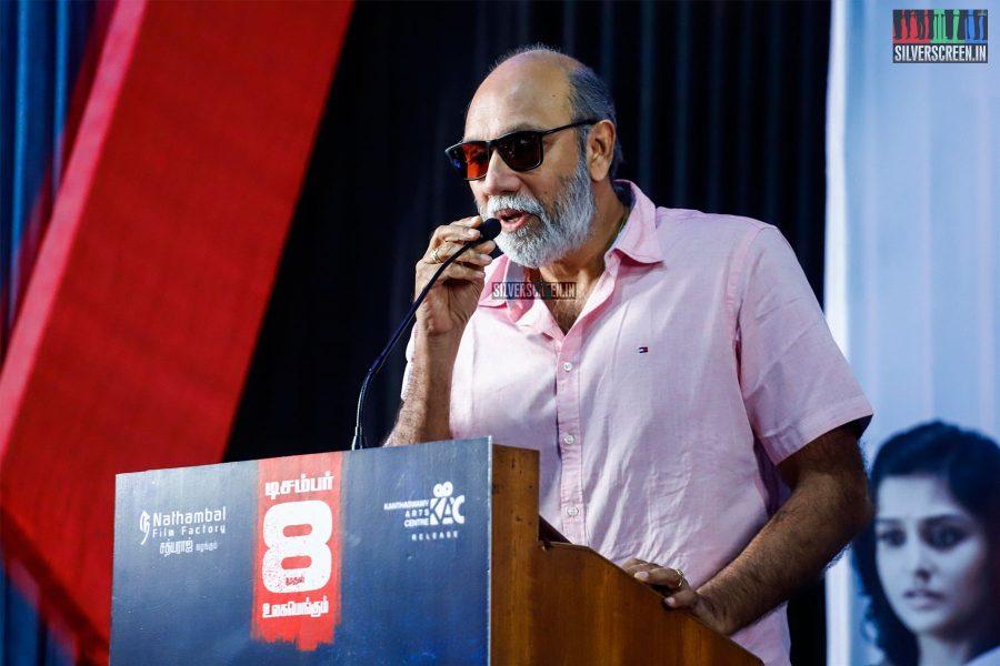 Sathyaraj At The Sathya Press Meet