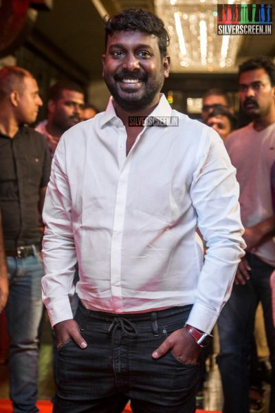 Vijay Vasanth At The Velaikkaran Audio Launch