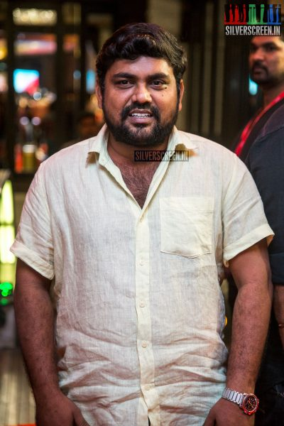 Kaali Venkat At The Velaikkaran Audio Launch