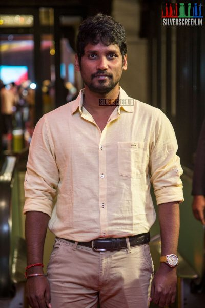 Bakkiyaraj Kannan At The Velaikkaran Audio Launch