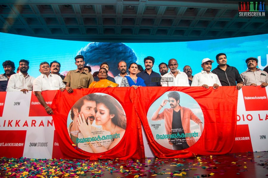 Velaikkaran Audio Launch Photos