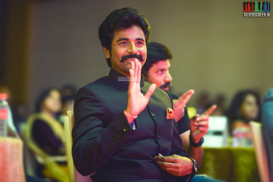 Sivakarthikeyan At The Provoke Awards 2.0