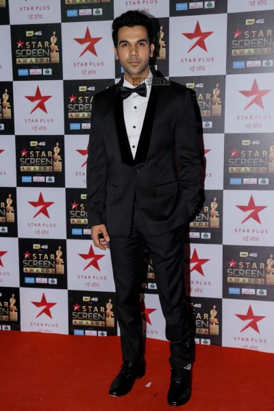 Rajkummar Rao at the Star Screen Awards.