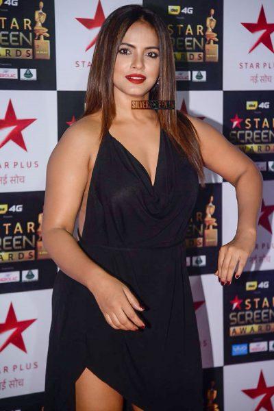 Neetu Chandra at the Star Screen Awards.