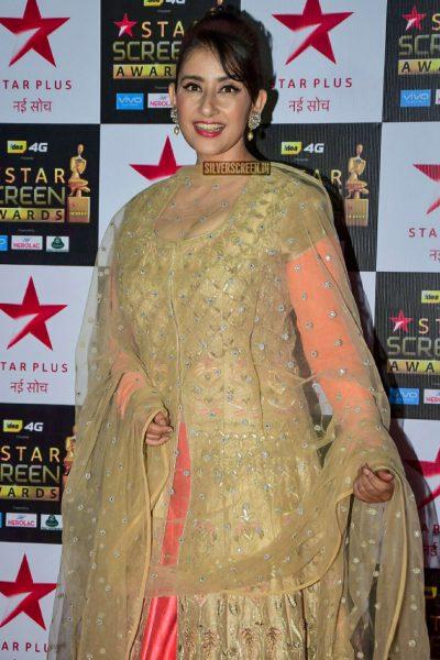 Manisha Koirala at the Star Screen Awards.