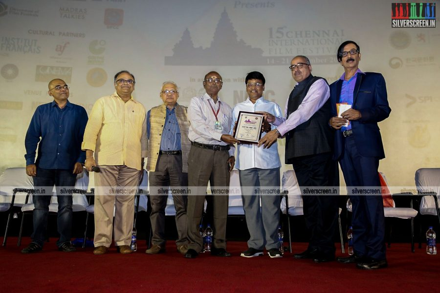 Closing Ceremony At The 15th Chennai International Film Festival