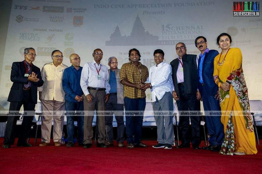 Closing Ceremony At The 15th Chennai International Film Festival