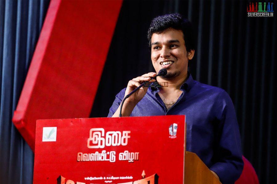 Madura Veeran Audio Launch Photos