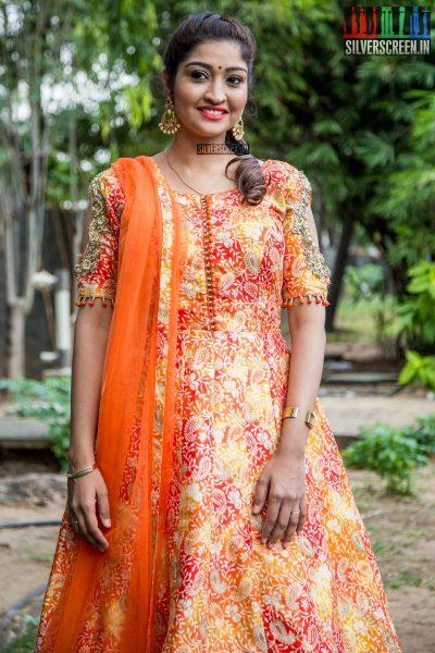 Neelima Rani At The Mannar Vagera Audio Launch